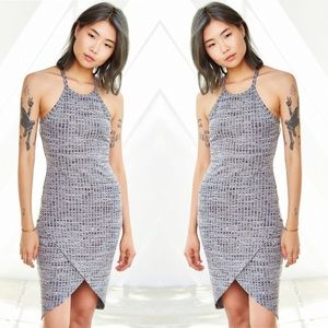 Urban outfitters Silence + Noise Space-dye Dress